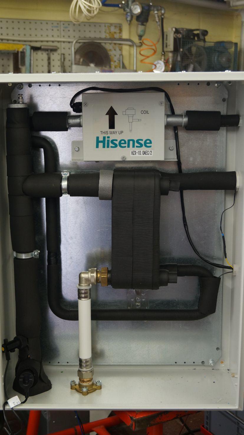 Hisense warmtepomp
